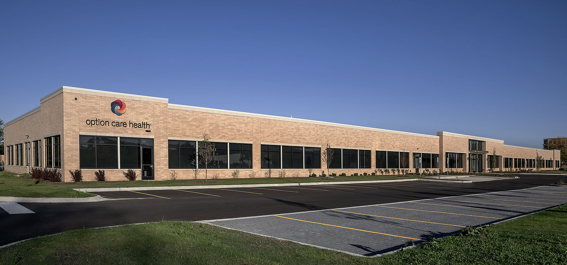 McShane Completes Option Care Health's New Itasca Facility