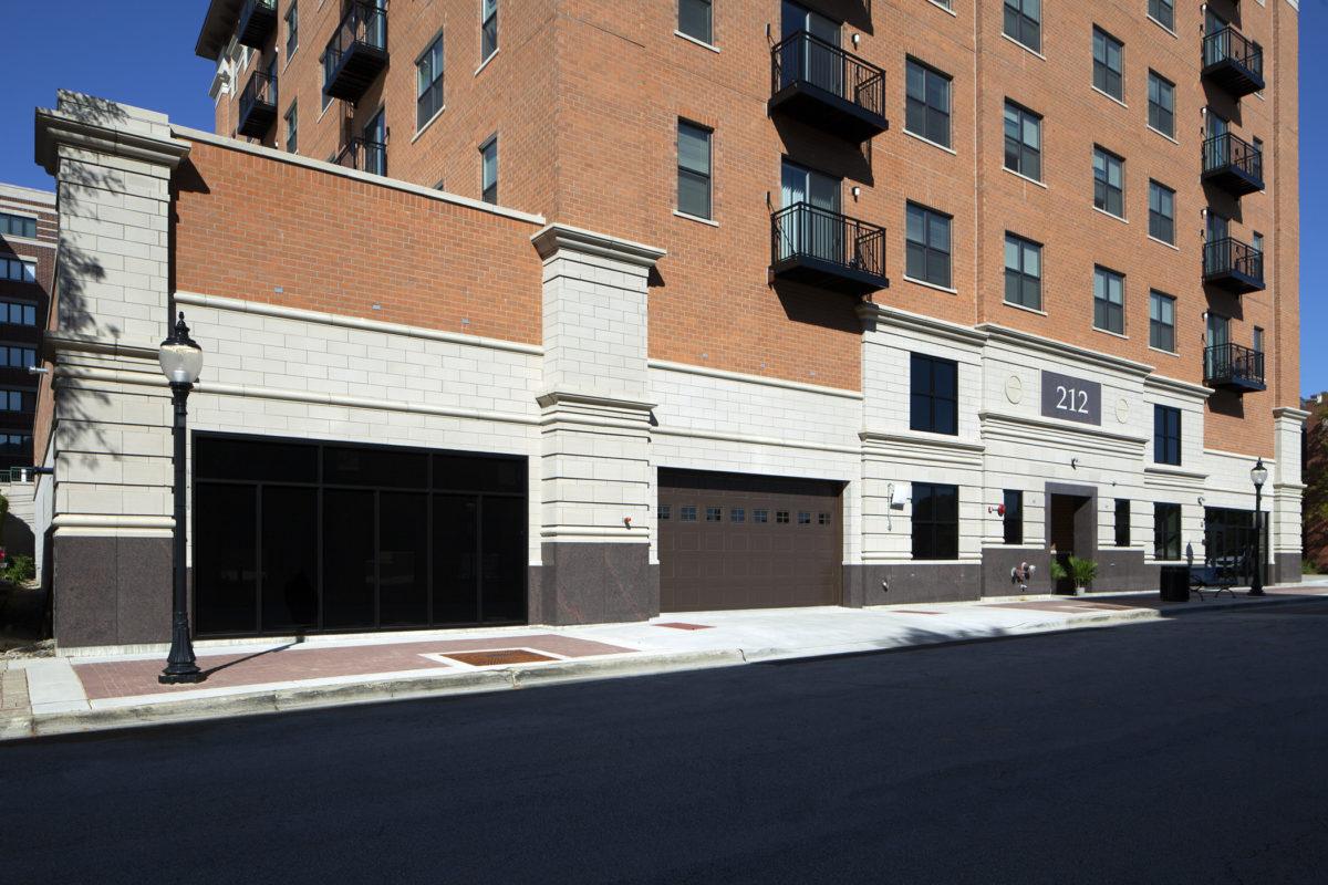 Parkview Apartments | McShane Construction