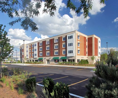 Myers Place supportive living residence in Mount Prospect, Illinois